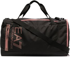 sport duffel bag - Black