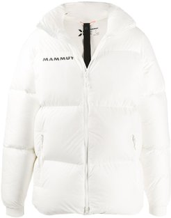 The In down jacket - White
