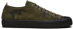 Kue camouflage-print sneakers - Green