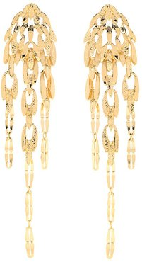 Forget the Lady with the Bracelet stud earrings - GOLD