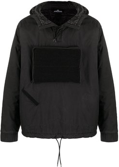 Insulated Tactical Anorak jacket - Black