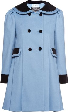 Once Upon a Time coat - Blue