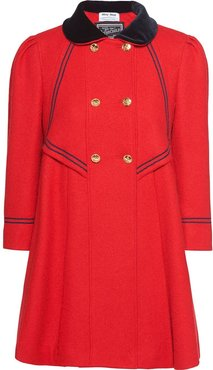 Once Upon a Time coat - Red