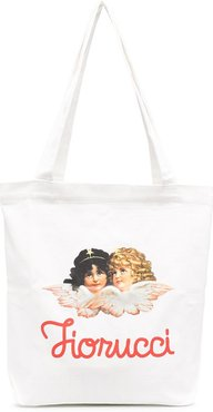 Angels tote - White