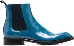 Stealth Chelsea boots - Blue