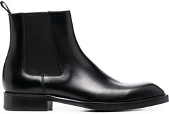 Stealth Chelsea boots - Black