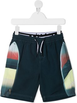 Neal swim shorts - Blue