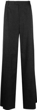 wide-leg trousers - Grey