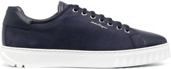 Cube low-top sneakers - BLUE