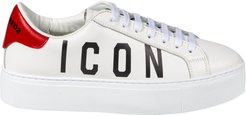Icon Lace-up Low Top Sneakers
