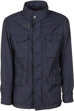 Concealed Multi Pocket Jacket