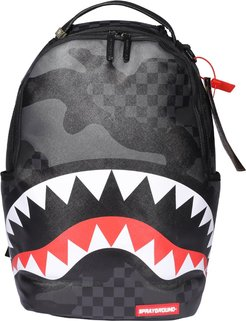 Sharks Of Paris Camo Backpack