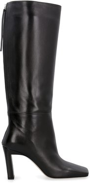 Isa Leather Boots