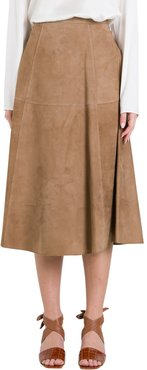 Onore Suede Skirt