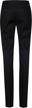 Concealed Buttoned Trousers