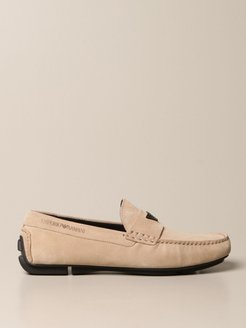 Loafers Shoes Men Emporio Armani