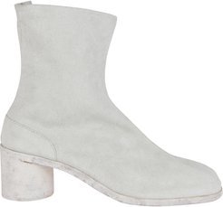 Ice Suede Tabi Boots