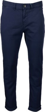 Ankle Chino Slim Tricotina Trousers