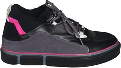 County Vulcanized Mid Sneakers