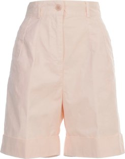 Shorts W/lapel And Pences