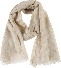 Sequin Detailed Scarf