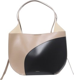 Bi-colour Helene Hobo Bag