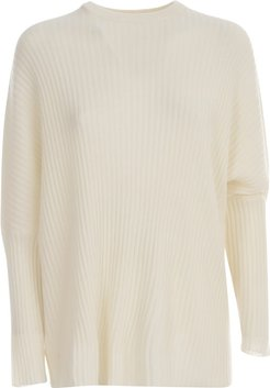 Knitted Rib Pullover