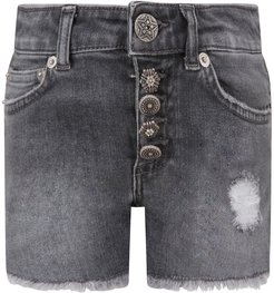 Grey klum Goiello Short For Girl With Iconic D