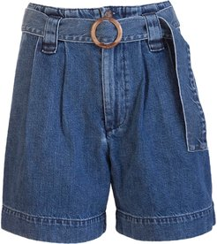 The Leon Pleated Shorts