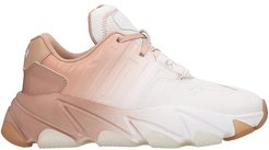Extasy 05 Sneakers In White Tech/synthetic