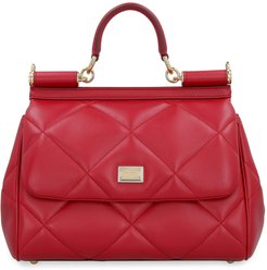 Sicily Quilted Leather Handbag