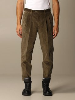 Pt Pants The Reporter Pt Trousers In Corduroy