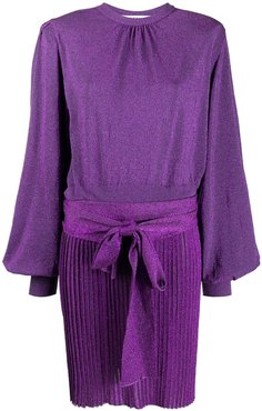 Long Sleeves Belted