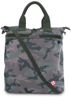 Canvas Camouflage Backpack