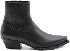 lukas Western Ankle Boots