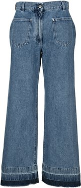 Jw Anderson Flared Jeans