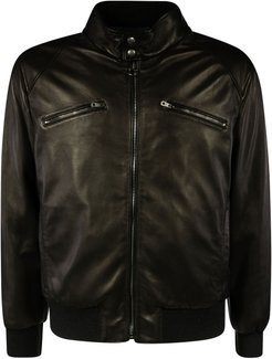 Classic Chest Zipped Reversible Bomber