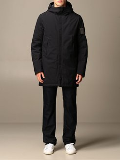 Jacket Maxnce Soft Shell Rossignol Parka With Hood