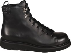 Light Casual Laced-up Boots