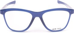 Oakley Ox8070 Frosted Navy Glasses