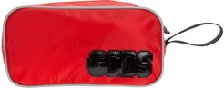 Bright Red Toiletry Bag