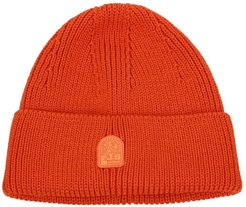 Plain Beanie Orange