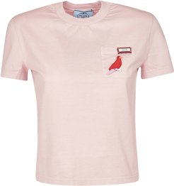 Birth Embroidered T-shirt