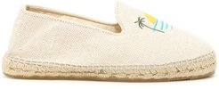 Palm Springs Embroidery Espadrilles