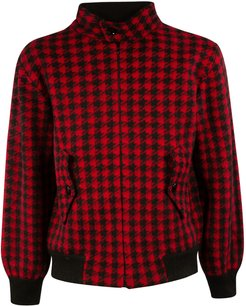 Buttoned Collar Bomber