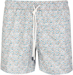 Light Blue Madeira Stone Printed Airstop Swimsuit