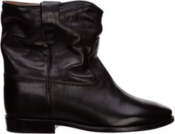 Cluster Ankle Boots