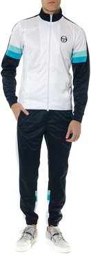White And Blues Century Track Suit