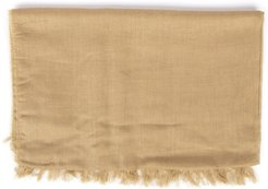 Sand Color Viscose Scarf