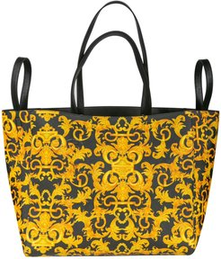 Printed All-over Tote
